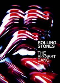 Cover The Rolling Stones - The Biggest Bang [DVD]